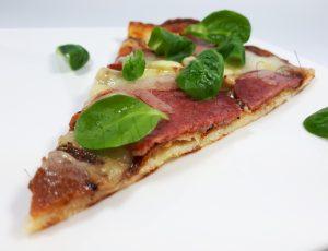 pizza serowo-kokosowa