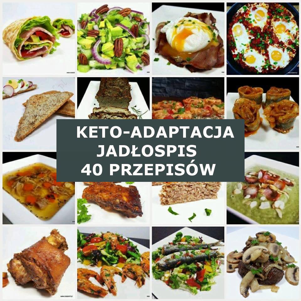 Dieta ketogenna jadlospis