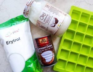 składniki keto krówki