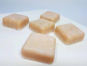 keto krówki bez mleka i cukru